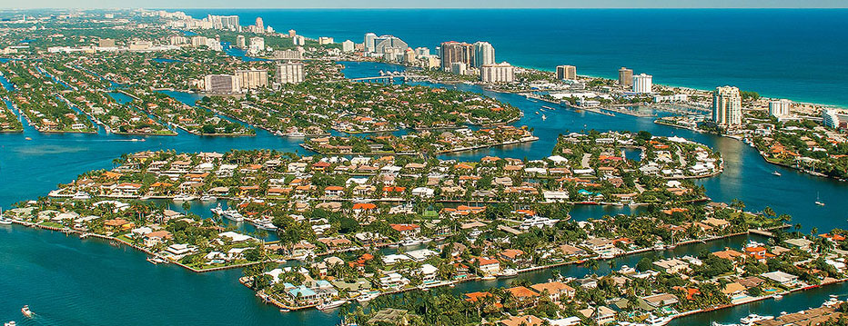 Featured Community - Beautiful Fort Lauderdale, known as the Venice of America, features Oceanfront Condos and Luxury Estate Homes with Deep-Water Dockage.