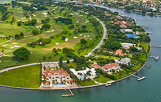 Indian Creek Luxury Waterfront Homes