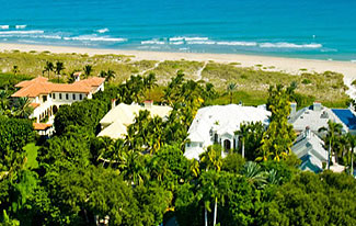 Gulfstream Luxury Waterfront Homes