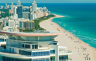Miami Beach Luxury Waterfront Homes