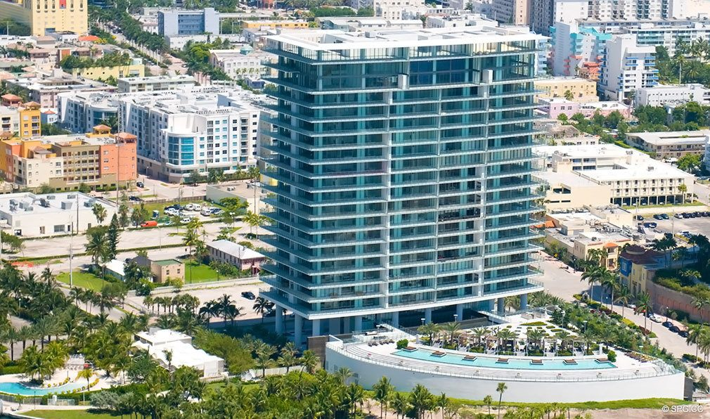 Apogee, Luxury Waterfront Condos in Miami Beach