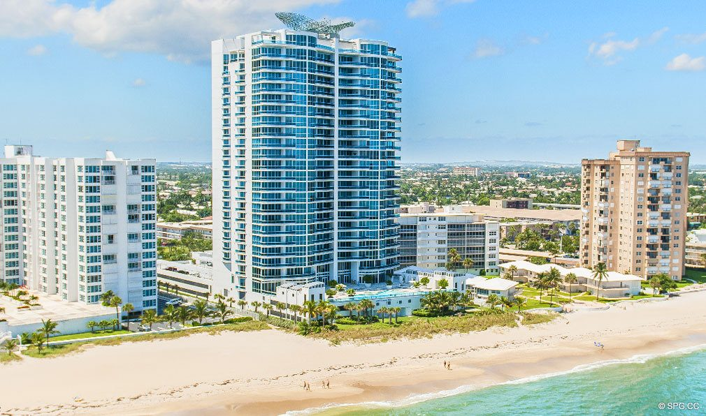Aquazul, Luxury Oceanfront Condominiums Located at 1600 South Ocean Boulevard, Lauderdale-by-the-Sea, FL 33062