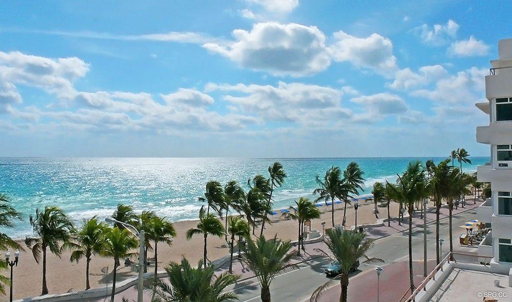 Las Olas Beach Club Luxury Oceanfront Condos In Fort