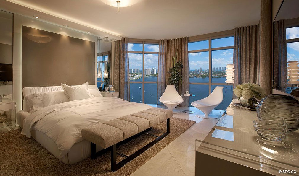 Marina Palms Yacht Club, Luxury Waterfront Condos in Miami