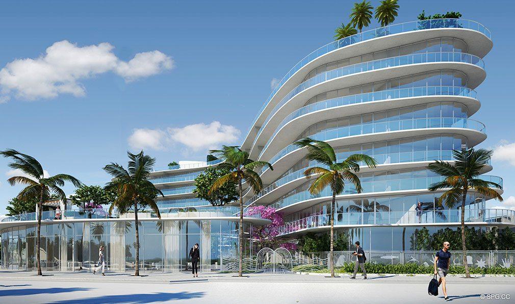 One Ocean Luxury Oceanfront Condos In South Beach