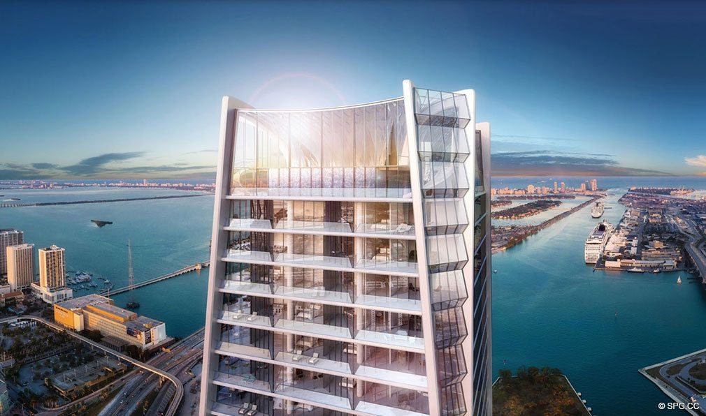 One Thousand Musem, New Condos in Miami