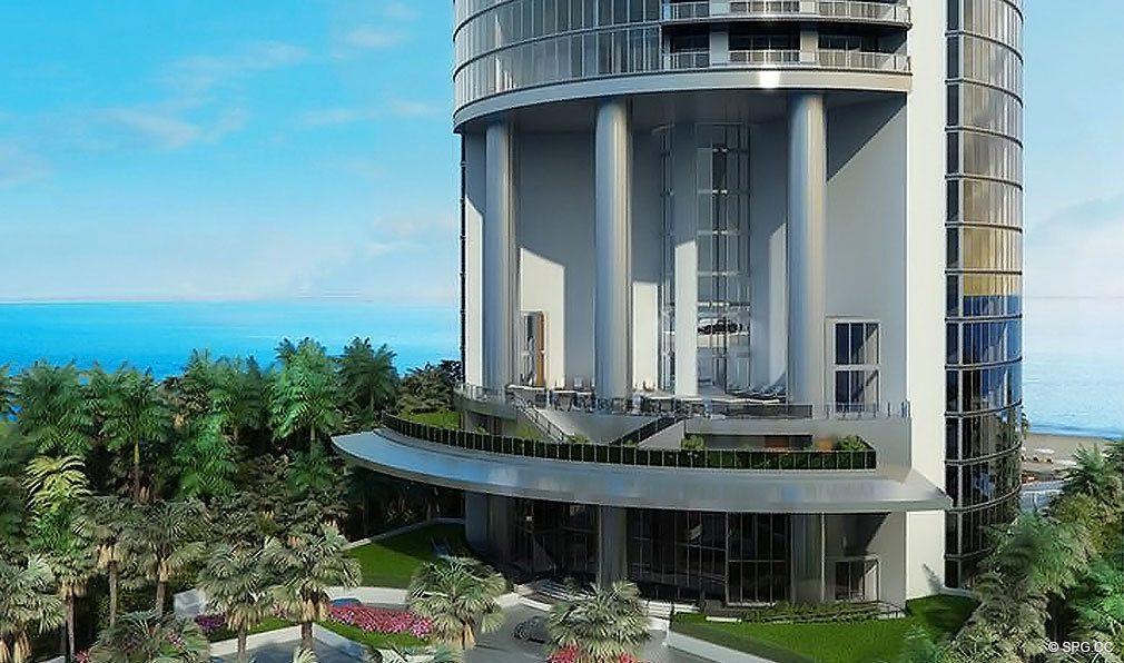 Porsche Design Tower >> Porsche Design Tower Miami Luxury Oceanfront Condos In Sunny Isles