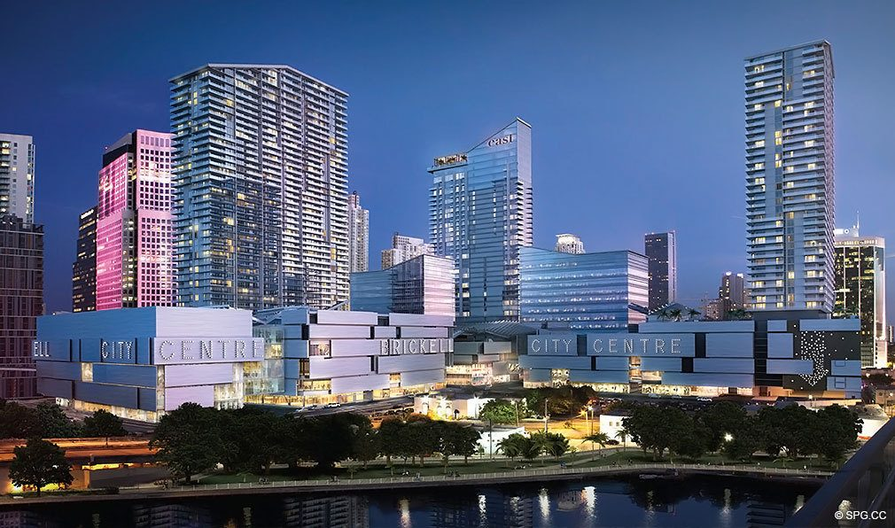 Reach Brickell City Centre, Luxury Seaside Condominiums Located at 700 Brickell Ave, Miami, FL 33131