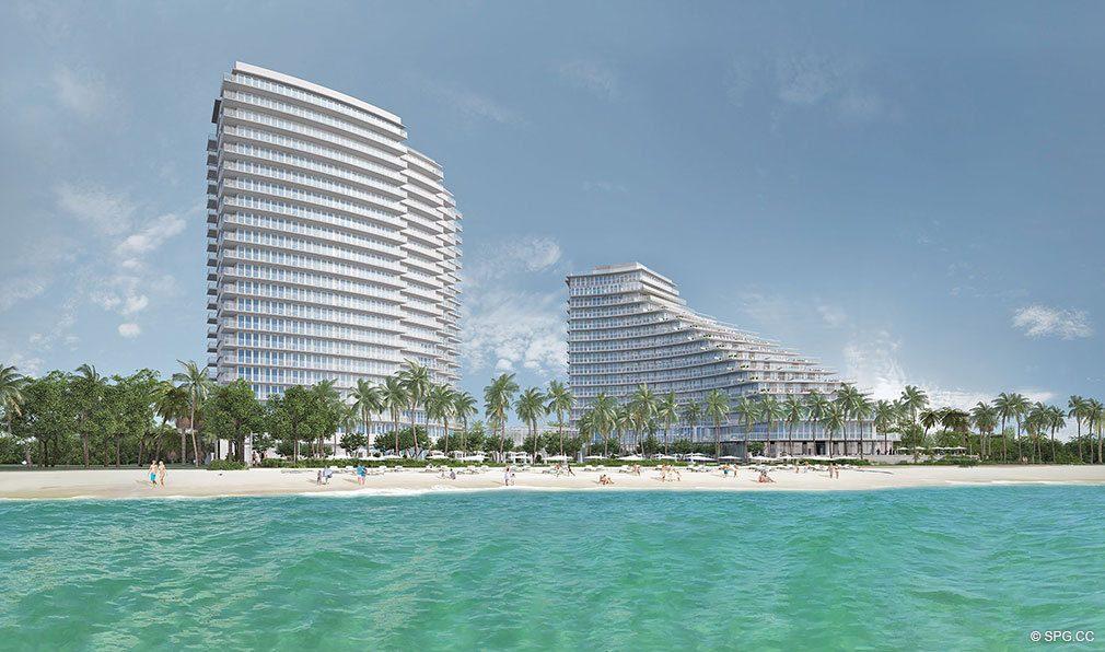 Auberge Beach Residences Fort Lauderdale Luxury