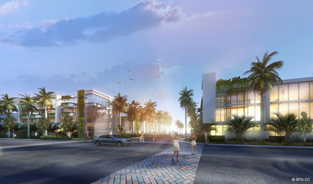 Four Seasons Residences at the Surf Club, Luxury Oceanfront