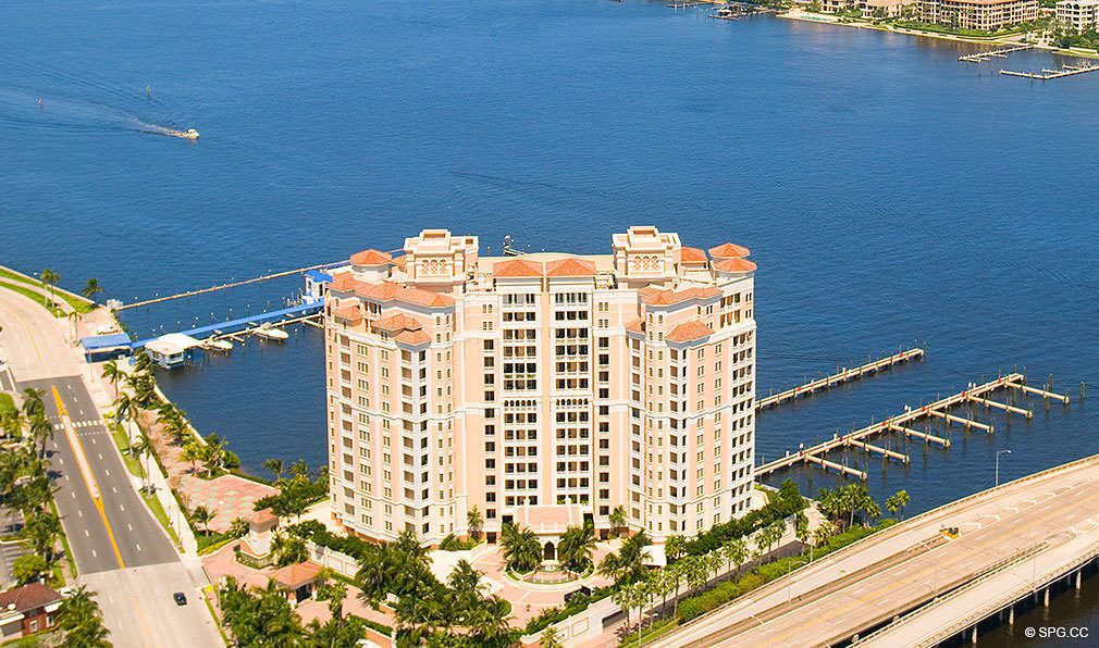 One Watermark Place, Luxury Waterfront Condos in West Palm Beach