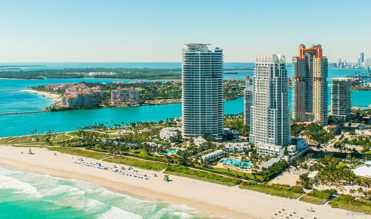 Luxury Oceanfront Condos In South Beach