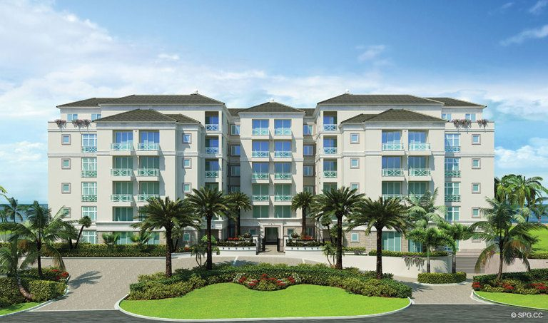 4001 North Ocean, Luxury Oceanfront Condominiums Located at 4001 North Ocean Boulevard, Gulf Stream, FL 33483