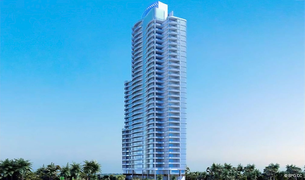 Chateau Beach Residences, Luxury Oceanfront Condominiums Located at 17475 Collins Ave, Sunny Isles Beach, FL 33160