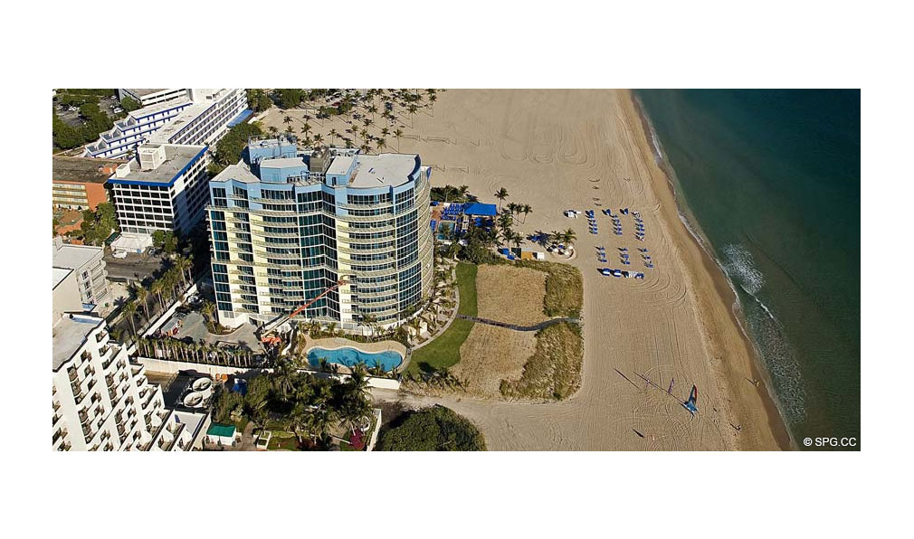 Coconut Grove Residences, Luxury Oceanfront Condominiums Located at 1200 Holiday Dr, Fort Lauderdale, FL 33316