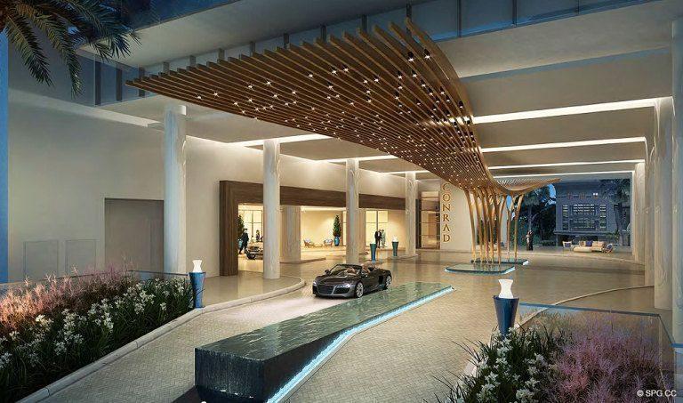 Ocean Resort Residences At Conrad Luxury Oceanfront