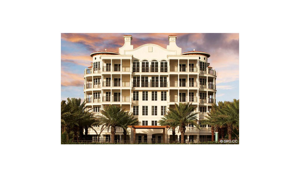 Dolcevita, Luxury Oceanfront Condominiums Located at 155 South Ocean Ave, Singer Island, FL 33404