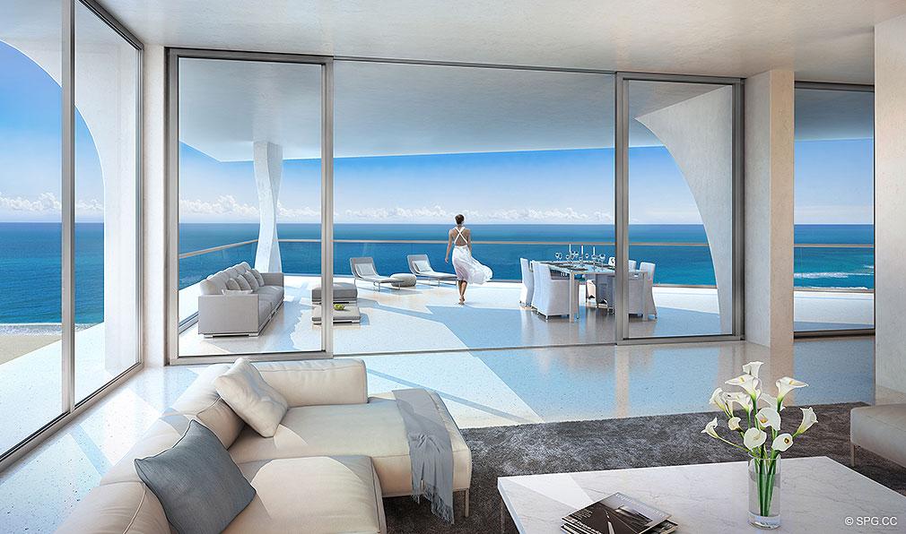 Jade signature luxury oceanfront condos in sunny isles beach for Luxury condo living