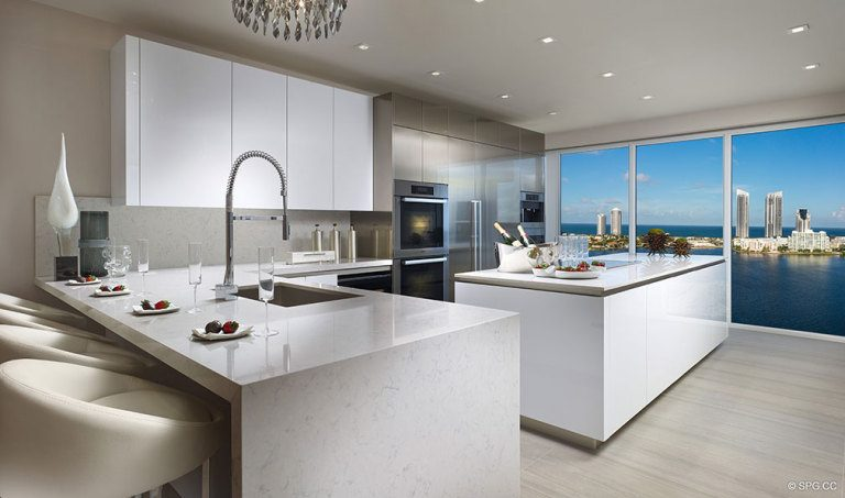 Prive Miami, Luxury Waterfront Condos in Aventura