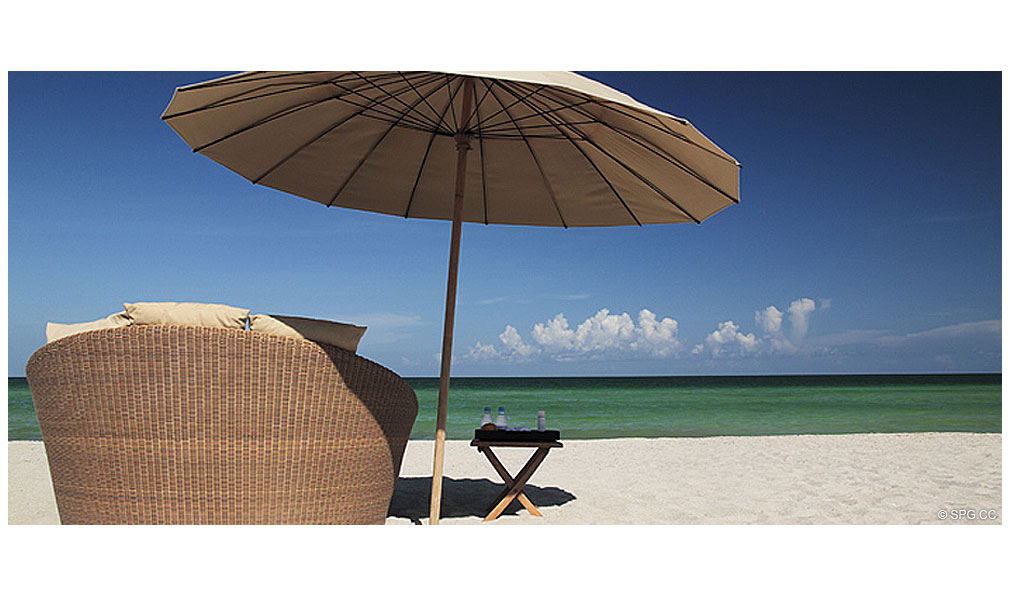 Setai Beach, Luxury Oceanfront Condominiums Located at 101 20th St, Miami Beach, FL 33139