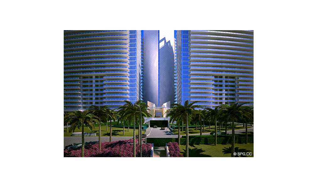 St. Regis Bal Harbour Entrance, Luxury Oceanfront Condominium, 9701 Collins Ave, Bal Harbour, FL 33154