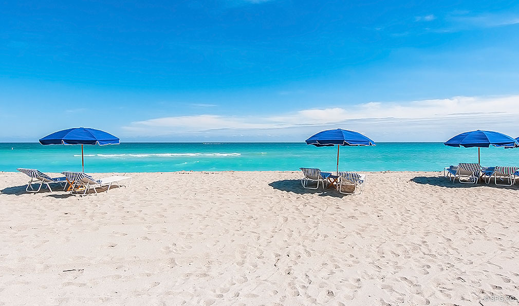 Turnberry Ocean Colony Beach, Luxury Condominiums Located at 16047-16051 Collins Ave, Sunny Isles Beach, FL 33160